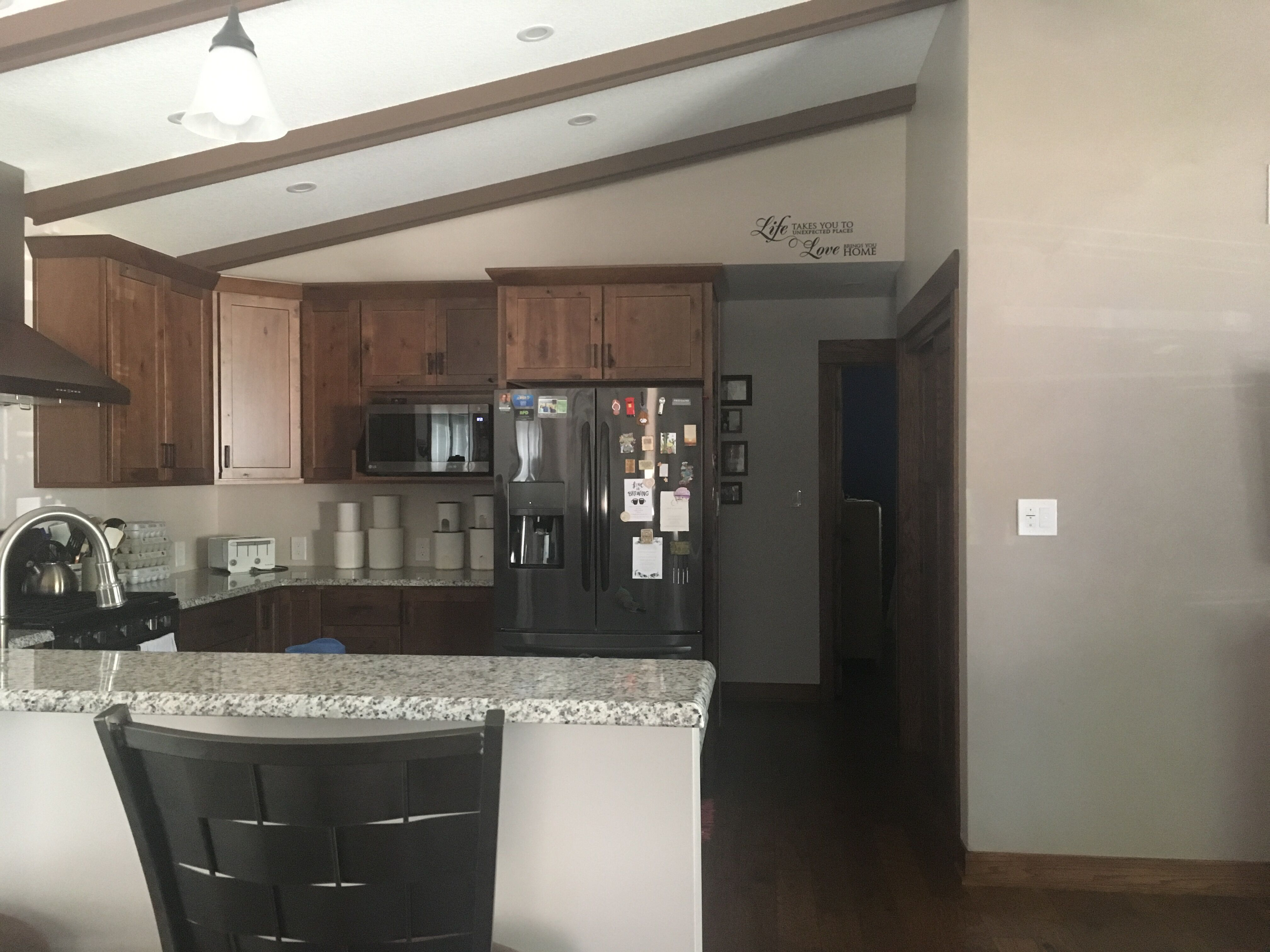 Whole Home Remodeling with Kitchen from Des Moines neighbor Norwalk