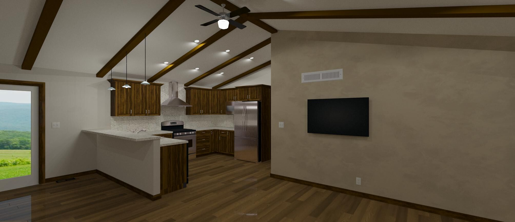 Whole Home Remodeling with Kitchen Design Trace