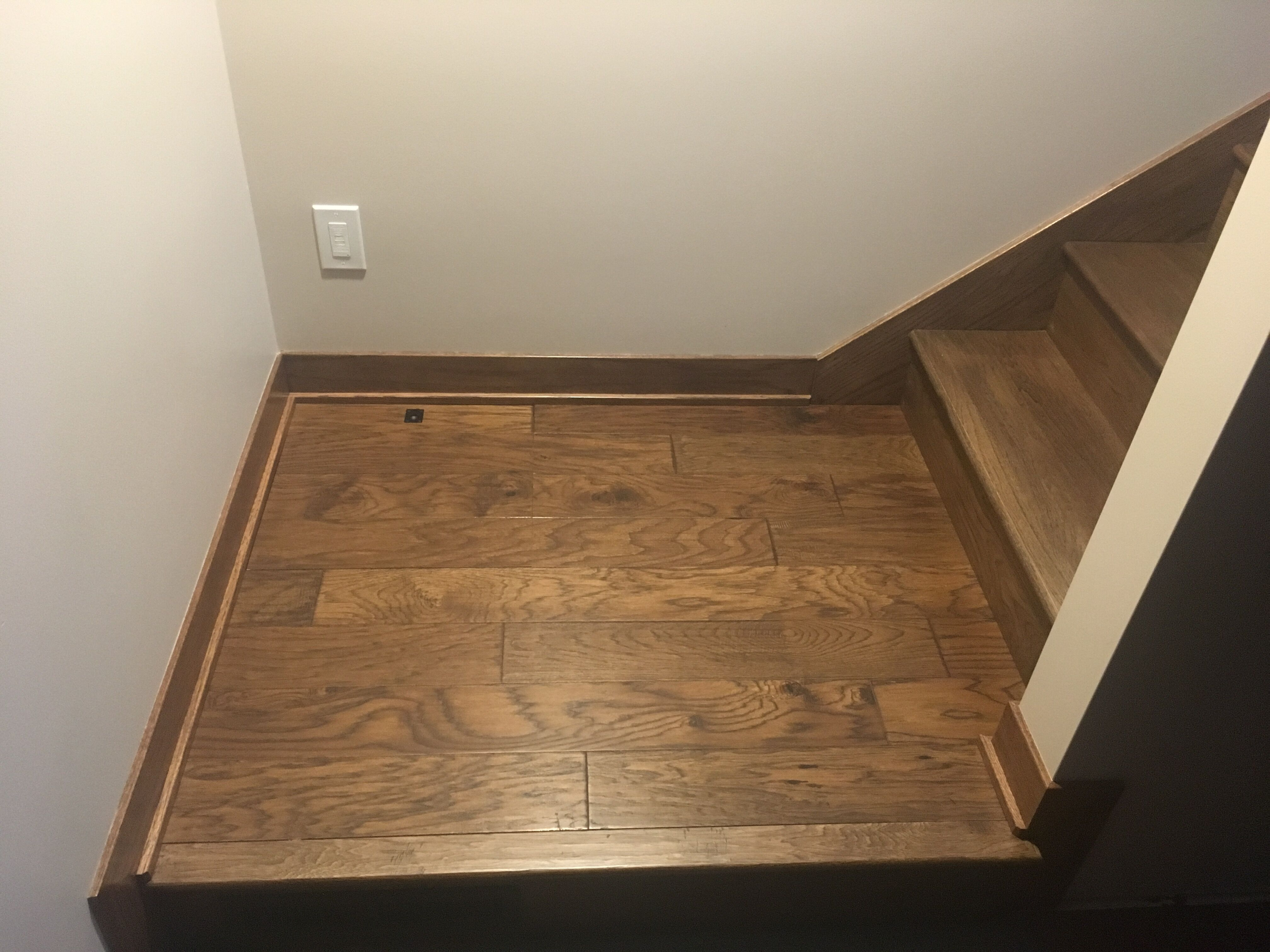 Whole Home Remodel with Stairway Trap Door